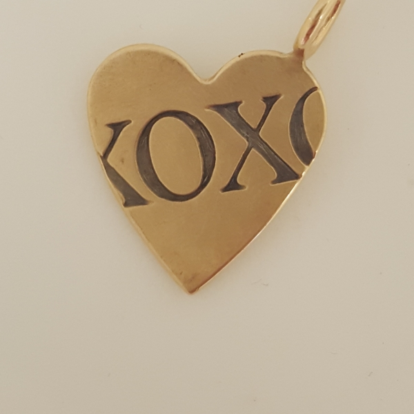 "Heather Moore ""XOXO"" Charm by Heather Moore"