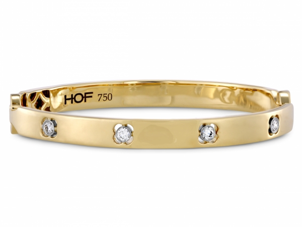 Hearts on Fire Copley Bangle by Hearts on Fire