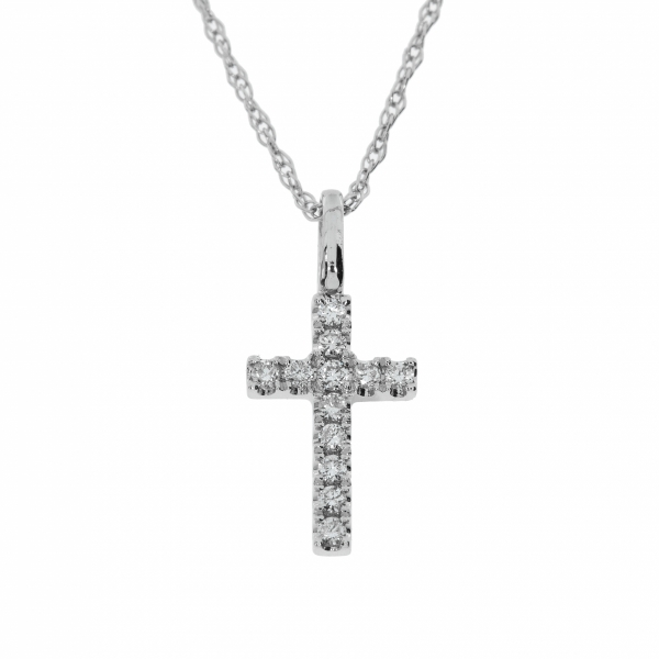 Next Generation Diamond Cross Pendant by Next Generation
