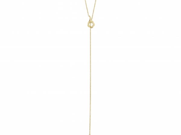 Hearts on Fire Lorelei Lariat Necklace by Hearts on Fire