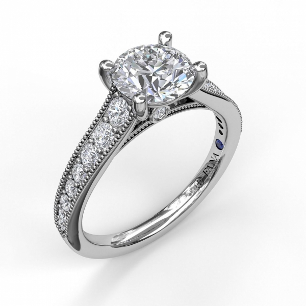 Next Generation Diamond Engagement Ring by Next Generation
