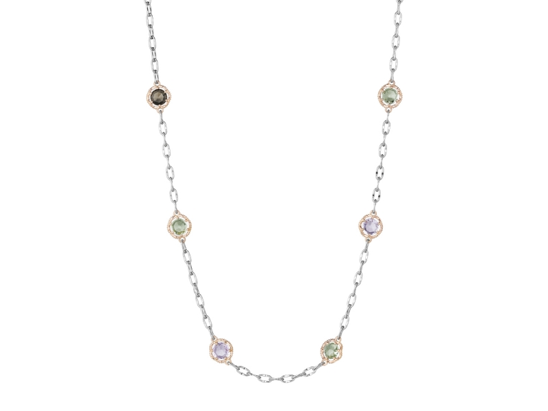 "Tacori Color Medley 18"" Candy Drop Necklace by Tacori"
