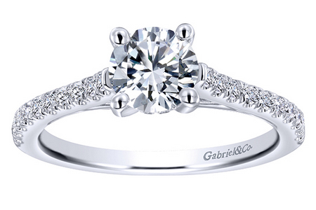 straight diamond engagement rings syracuse new york