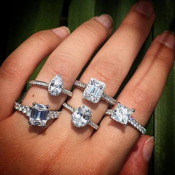 Tacori Diamond Rings New York